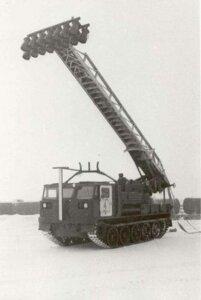 ГПС-600 на пожарной технике