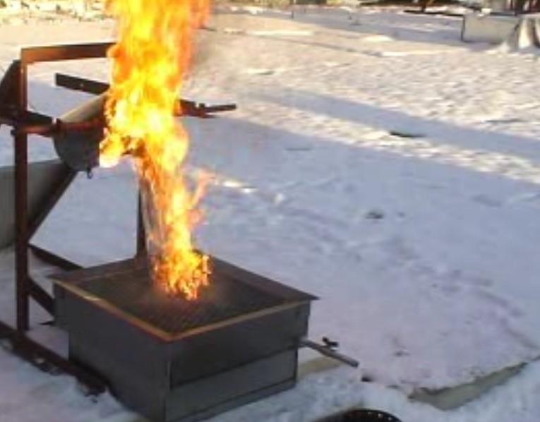 Пламегасящие покрытие