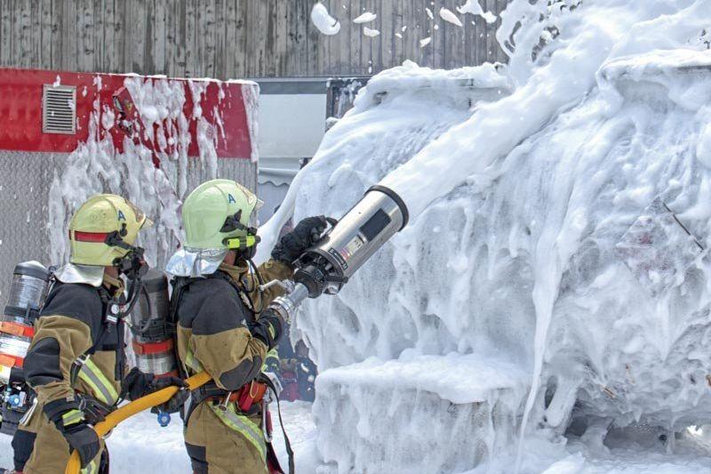 Пенообразователь для тушения пожаров