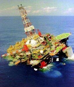 BRASIL-OIL PLATFORM-EXPLOSION