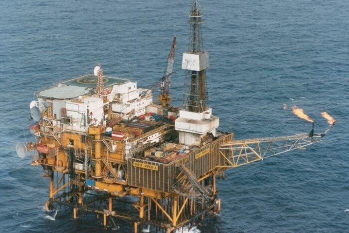 Морская платформа Piper Alpha